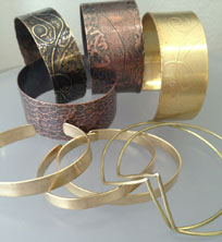 Bangles and Cuffs Workshop