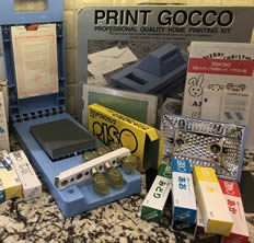 print gocco kit for sale